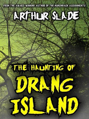 cover image of The Haunting of Drang Island