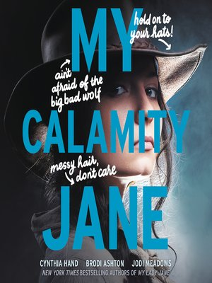cover image of My Calamity Jane