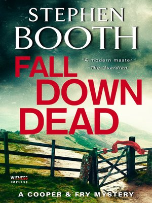 cover image of Fall Down Dead