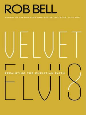 cover image of Velvet Elvis