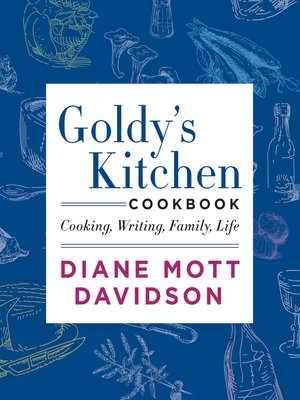 cover image of Goldy's Kitchen Cookbook