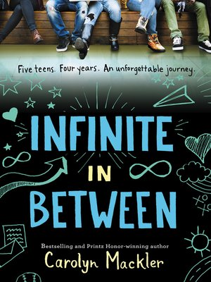 cover image of Infinite in Between