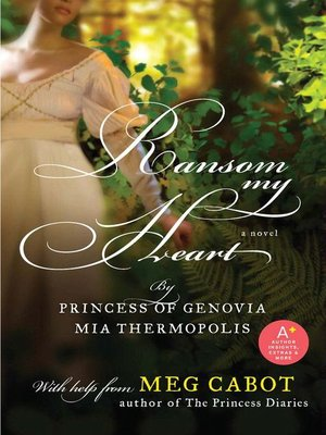 cover image of Ransom My Heart