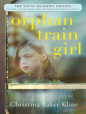 cover image of Orphan Train Girl
