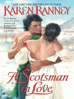 cover image of A Scotsman in Love