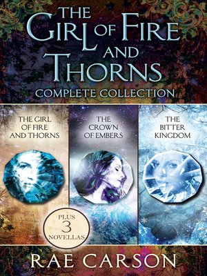 cover image of The Girl of Fire and Thorns Complete Collection
