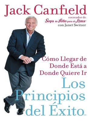 cover image of Los Principios del Exito