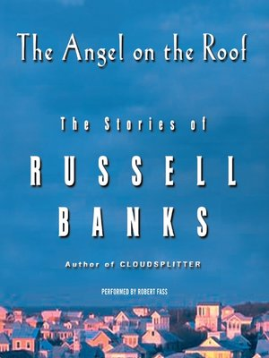 cover image of The Angel on the Roof
