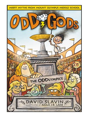 cover image of The Oddlympics