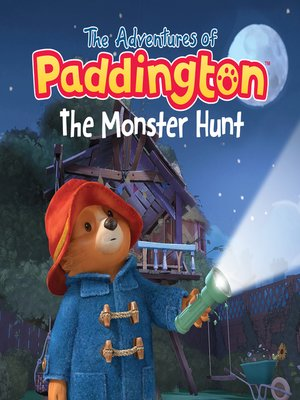 cover image of The Monster Hunt
