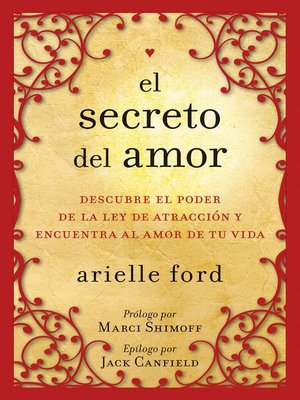 cover image of El secreto del amor