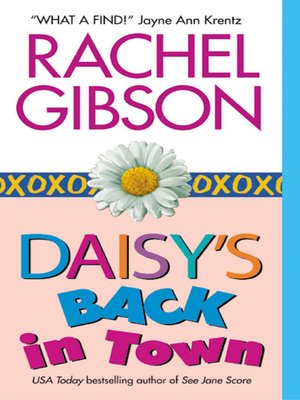 cover image of Daisy's Back in Town