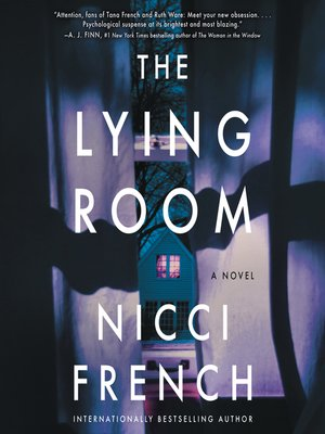 cover image of The Lying Room