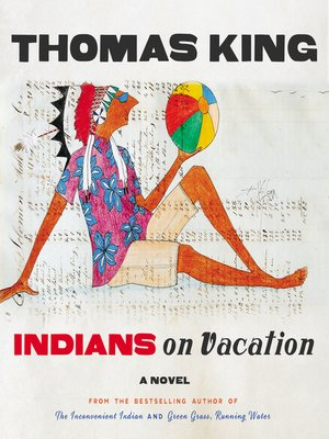 cover image of Indians on Vacation