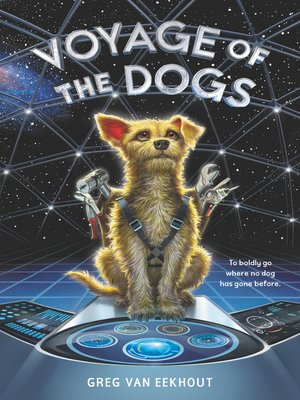 cover image of Voyage of the Dogs