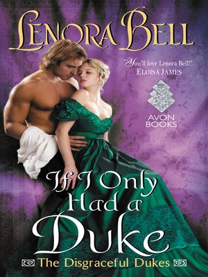 cover image of If I Only Had a Duke
