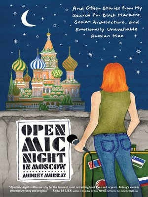 cover image of Open Mic Night in Moscow