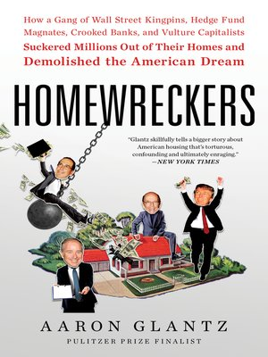 cover image of Homewreckers