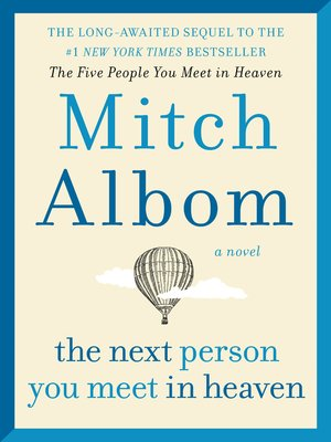the five people you meet in heaven epub