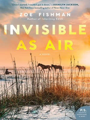 cover image of Invisible as Air