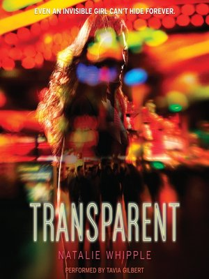 cover image of Transparent