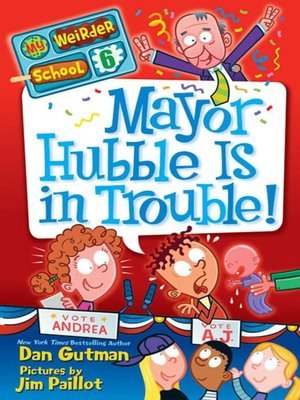 cover image of Mayor Hubble Is in Trouble!