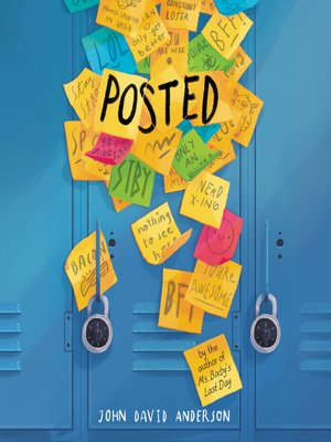 cover image of Posted