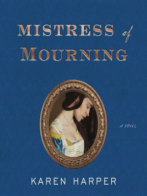 cover image of Mistress of Mourning