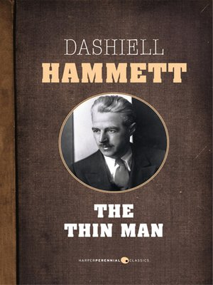 cover image of The Thin Man
