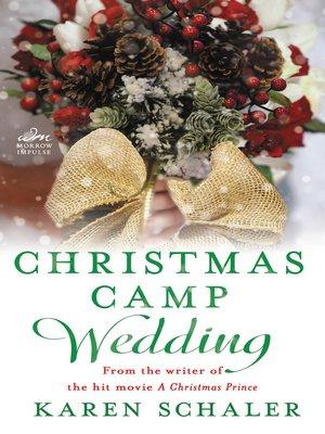 cover image of Christmas Camp Wedding