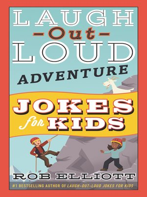 cover image of Laugh-Out-Loud Adventure Jokes for Kids