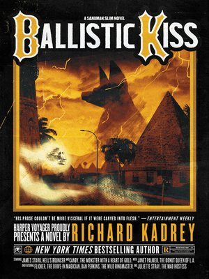 cover image of Ballistic Kiss