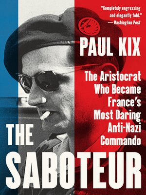 cover image of The Saboteur