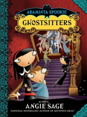 cover image of Ghostsitters