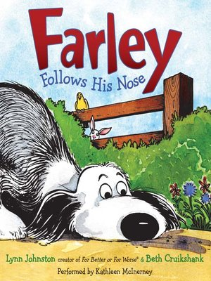 cover image of Farley Follows His Nose