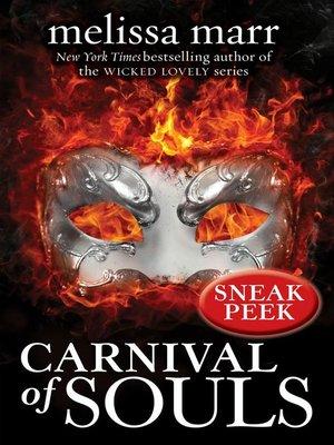 cover image of Carnival of Souls Sneak Peek