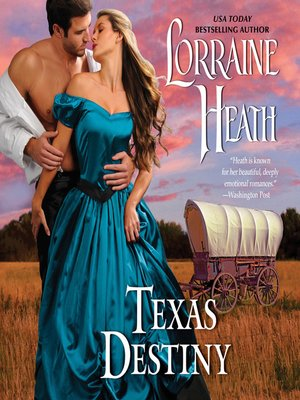 cover image of Texas Destiny