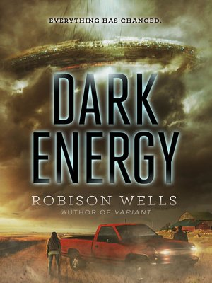 cover image of Dark Energy