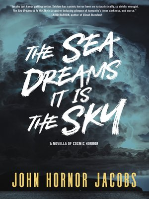 cover image of The Sea Dreams It Is the Sky