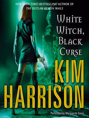 cover image of White Witch, Black Curse