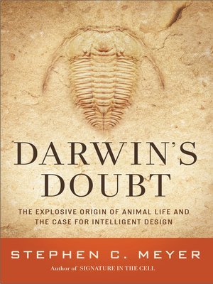 cover image of Darwin's Doubt