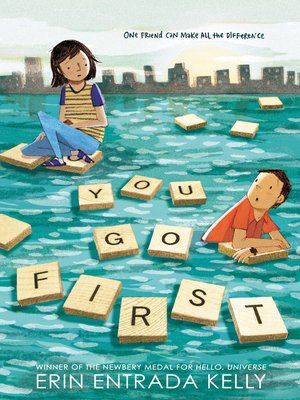 cover image of You Go First