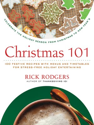 cover image of Christmas 101