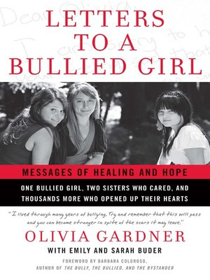 cover image of Letters to a Bullied Girl