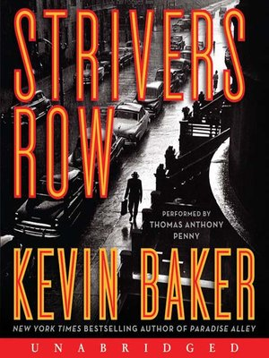 cover image of Strivers Row