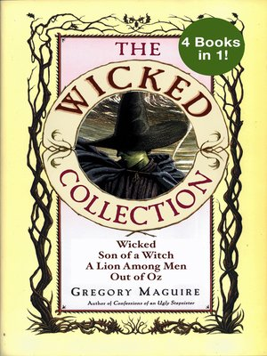 cover image of The Wicked Years Complete Collection
