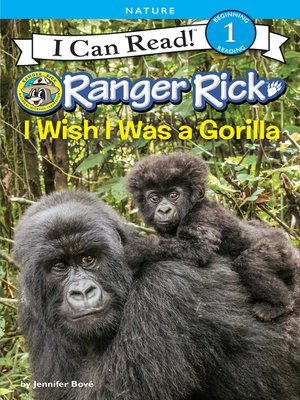 cover image of I Wish I Was a Gorilla
