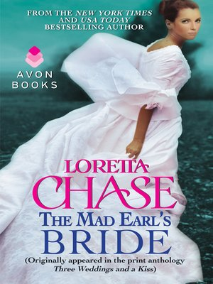 cover image of The Mad Earl's Bride