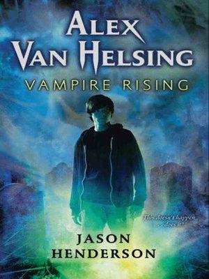 cover image of Vampire Rising