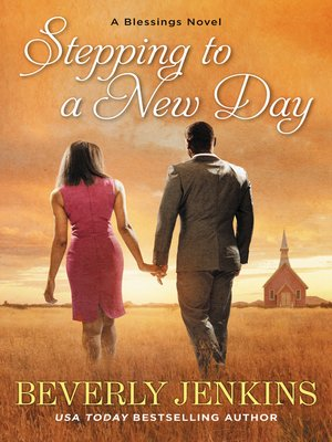 cover image of Stepping to a New Day